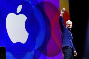 苹果CEO库克为同志发声获褒奖