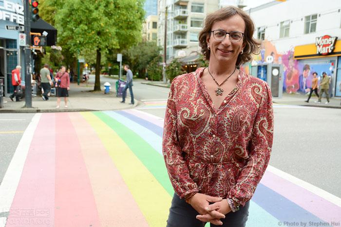 温哥华团体声援竞选议员的变性者