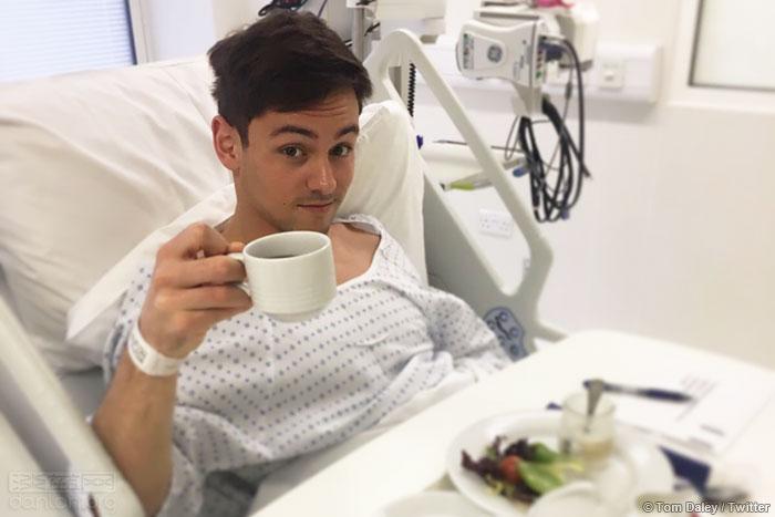 戴利刚住院,被曝与布莱克结婚了