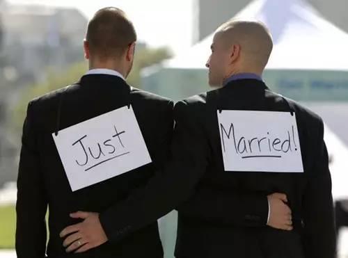 关于同性婚姻的提案