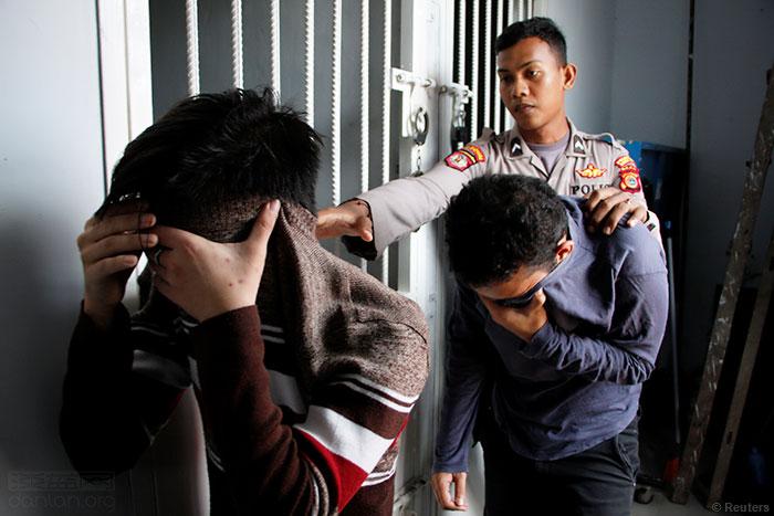 国际媒体关注印尼亚齐反同性恋裁决