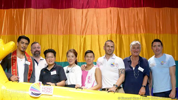 同志运动会联盟:香港有很大机会主办赛事