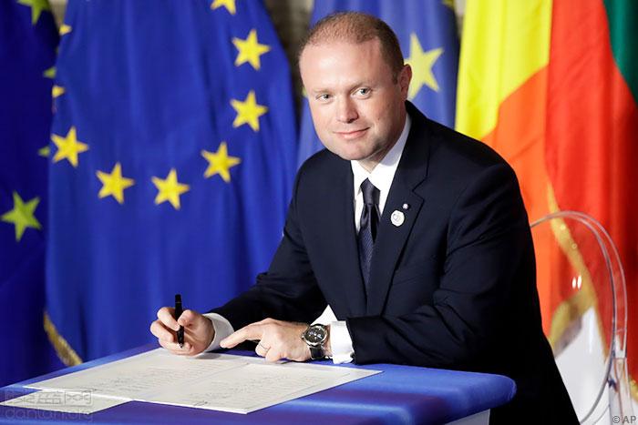 马耳他总理承诺同性婚姻合法化