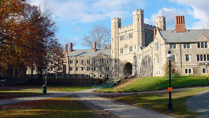 普林斯顿大学允许6种性别选项