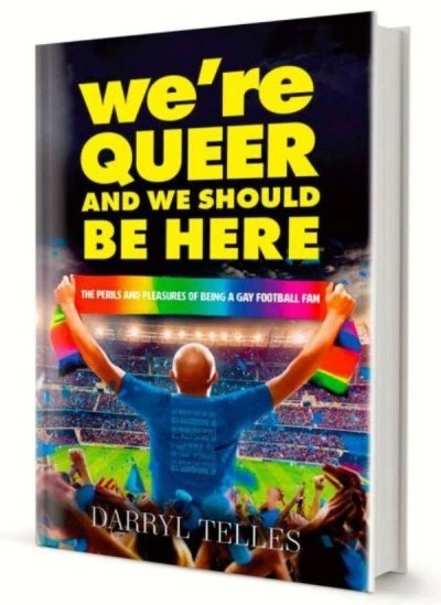"""0年同性恋球迷专访:我是同性恋,我应该在这里"""""""