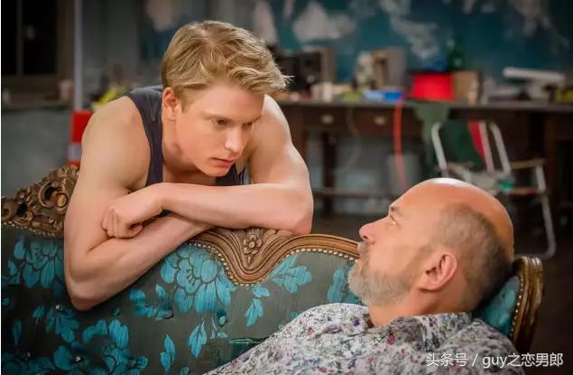 英国同性电视剧,高颜值演绎gay的迷茫和谎言