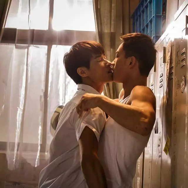 台湾同性电视剧「越界/ History2」,帅哥当道