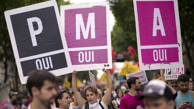 调查:近6成法国人支持女同性恋伴侣采用医学辅助生育
