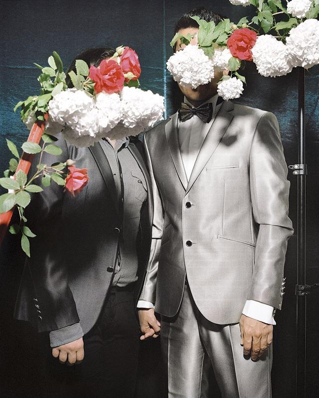 摄影师镜头下的的同性之恋