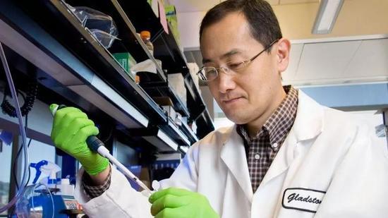 干细胞科学家山中伸弥。图源:UCSF