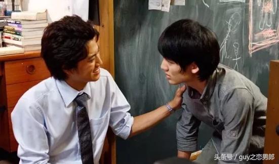 日本高评分同性悬疑剧,高智商与高颜值齐飞