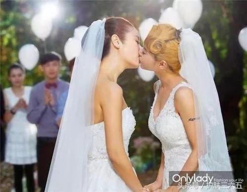 娱乐圈同性的接吻是那么温馨