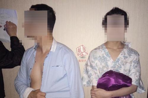 """男子同性招嫖遭勒索报假案谎称被抢劫"""""""
