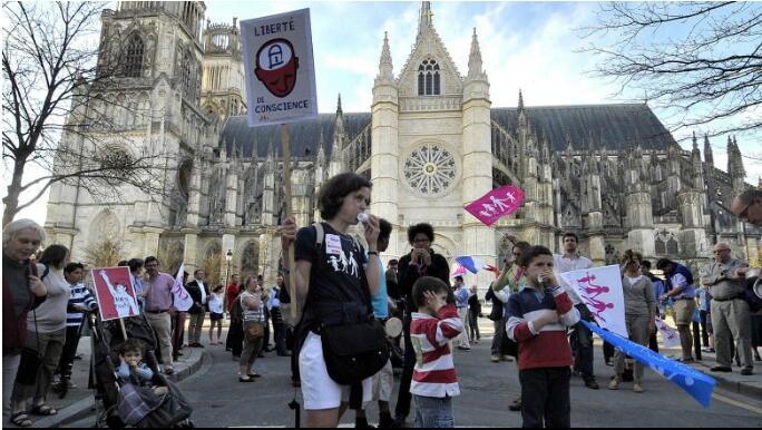 同性婚姻促进社会和谐?法国4万对伴侣共庆立法5周年