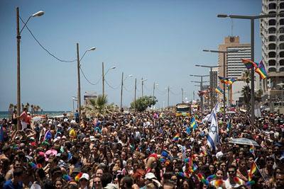 以色列特拉维夫将举行同性恋大游行引关注