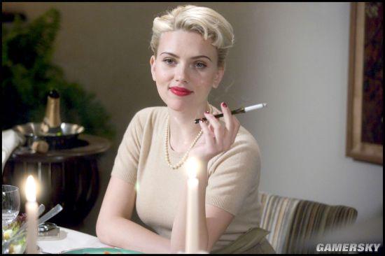 斯嘉丽·约翰逊将在新片《Rub&Tug》中演女同性恋 还是位风云大佬