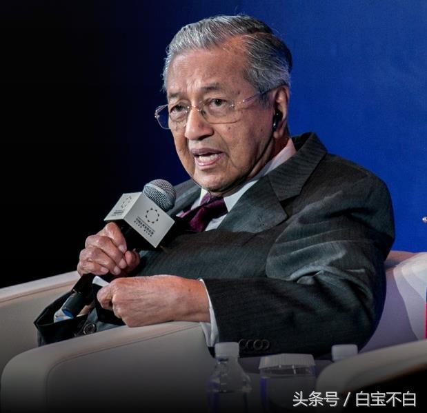 马来西亚总理马哈蒂尔表示不接受LGBT文化同性婚姻