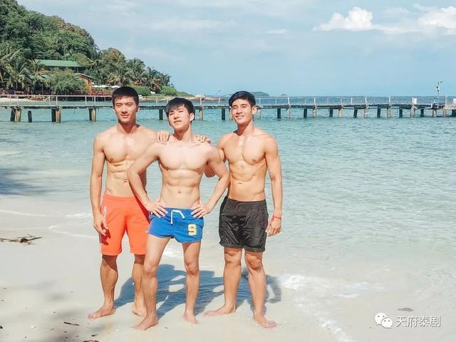 曼谷同志故事大电影泰国沙美岛开机 TG续写甜蜜爱情故事