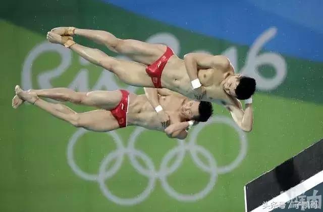 高清特写陈艾森跳水瞬间,瞬间懂包哥这个称呼是怎么来的