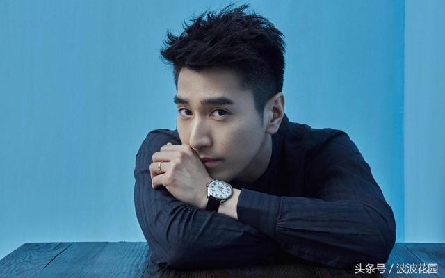 中国十大80后帅哥排名,你喜欢哪个?