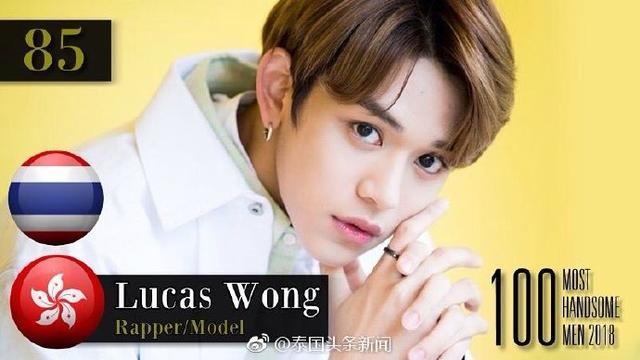 2018年全球最帅男子排行榜泰国名单新鲜出炉啦!