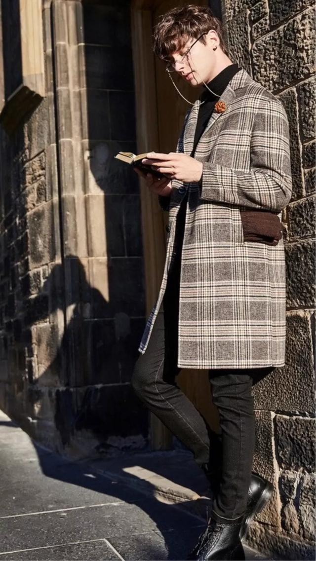 看脸不如穿的帅,男生穿搭指南 合适的才是最帅的