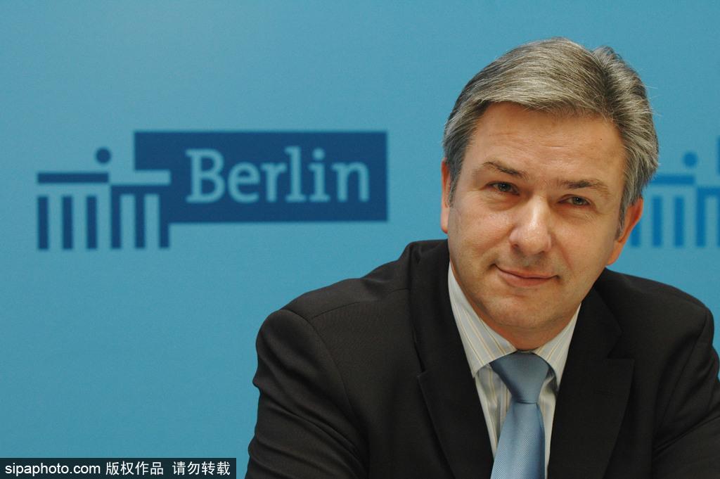 """""""我是个同性恋者,这挺好"""",德国柏林市长公开发言"""