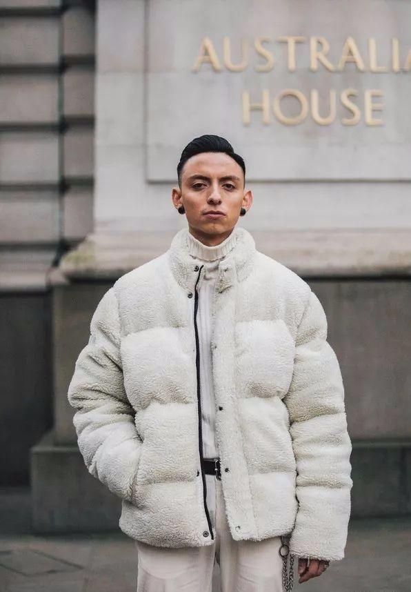 男士穿搭:这个冬天你需要一件高领毛衣