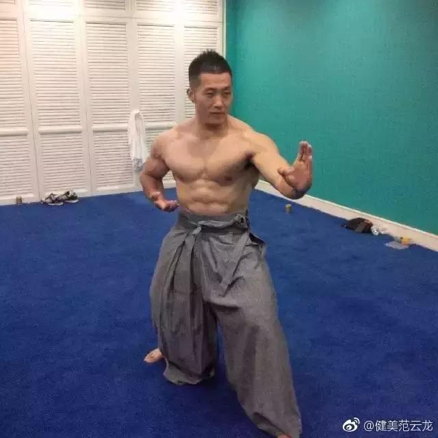 范云龙:进化中的传统健美,一直都是运动之王!