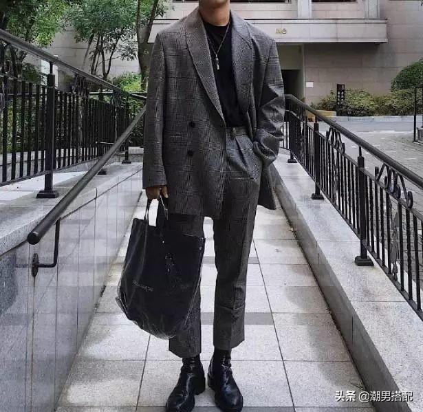 开春25-35岁轻熟男士搭配,穿搭一周不用愁~