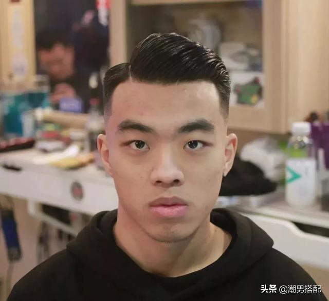 开学最受欢迎男学生发型,你是哪款?