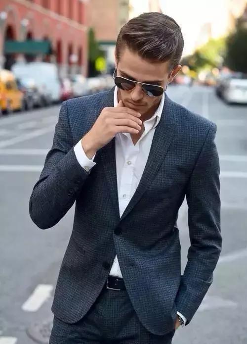 西装冷知识|对不起,我只和穿西装的男人谈恋爱