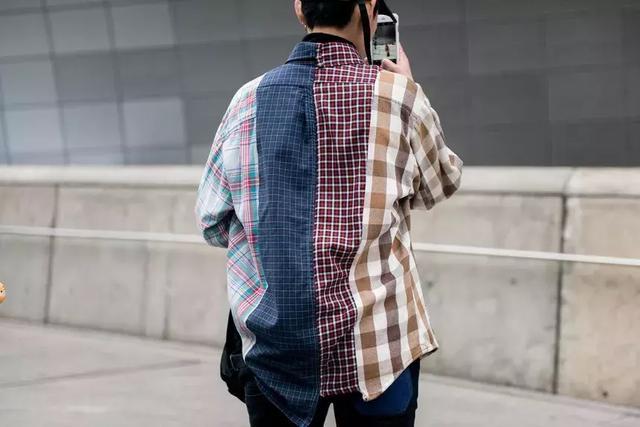 格子衬衫是理科男的土气标签?今天我们就要为它平反!