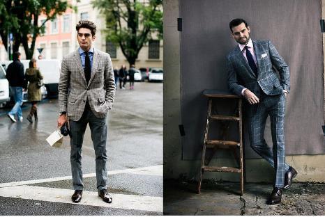 选对西装,你就是绅士俊男