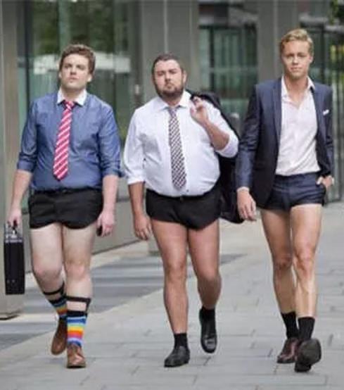 裤子穿搭小技巧,男神们快get起来