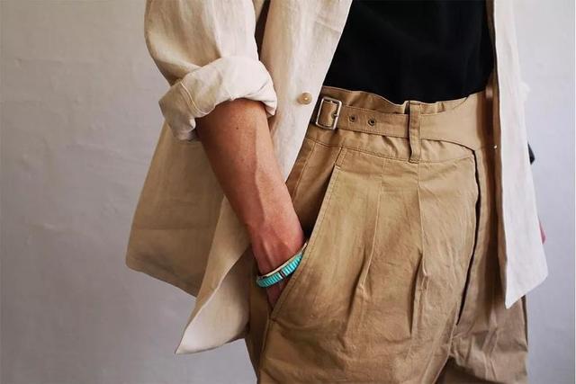 高温天不哭,用清凉短裤来降温