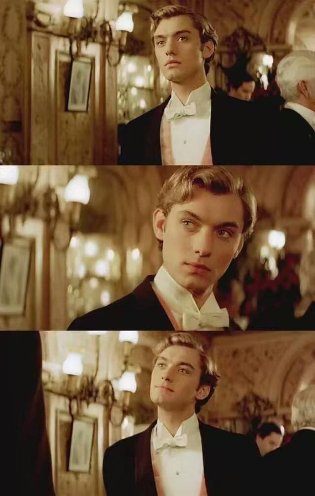 外形俊美、英伦范十足的英国男明星,高颜值预警,请谨慎观看
