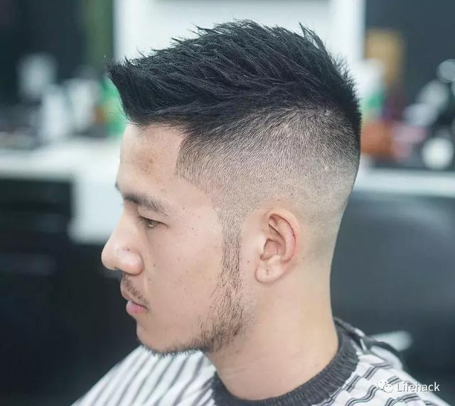 中国男人剪这样的发型,分分钟帅到没朋友