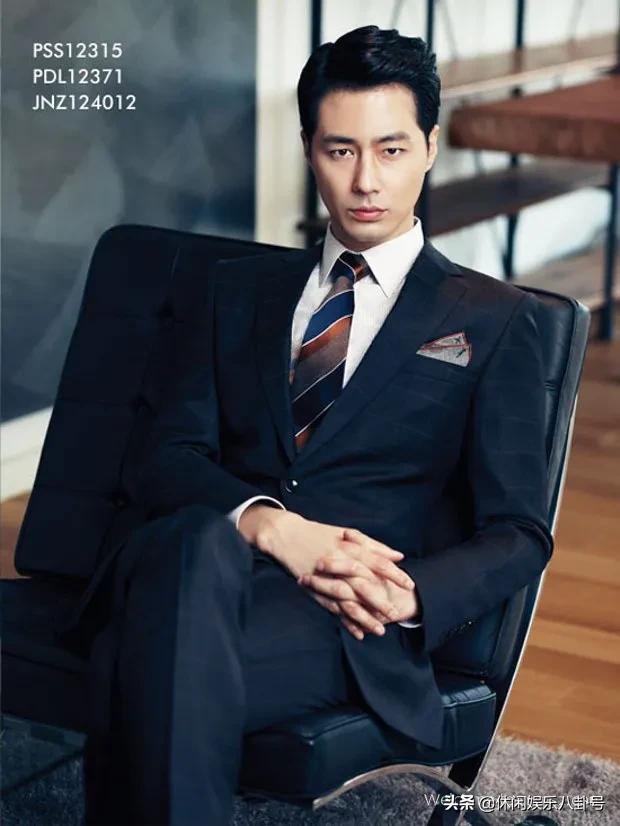 """韩国男艺人中长相特别有气质的""""大叔""""们"""