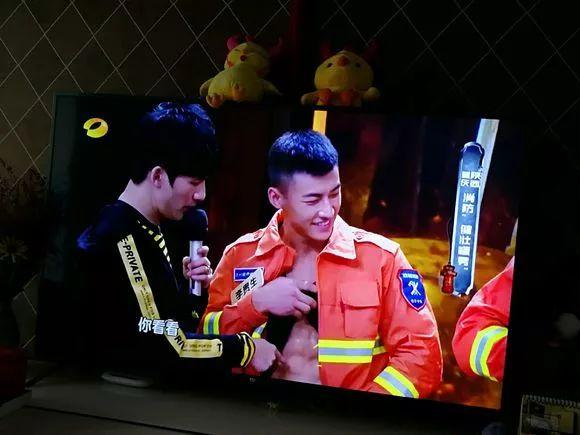 挖到一名超帅的消防员帅哥,他这身材太有安全感了