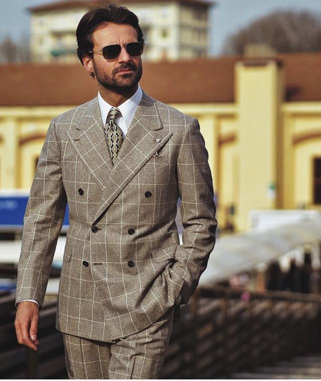 中国男人的西装高光时刻:中介不再像中介,托尼不再像托尼