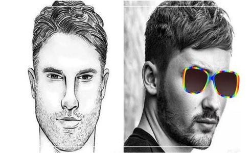 木北造型:男士发型要怎么样才好看?发型设计与脸型搭配最重要