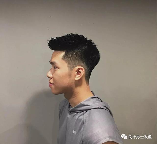 帅哥发型来了。