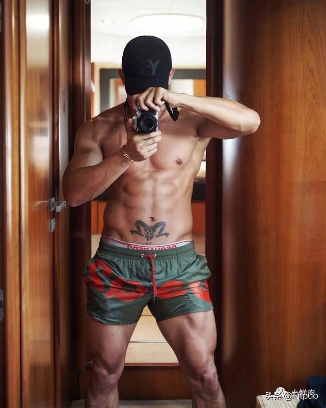泰国超帅和尚火了!网友:脱衣后让人想破戒