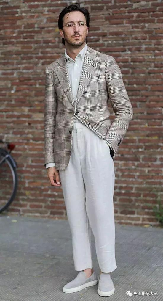 男生怎么根据领型挑选衬衫?