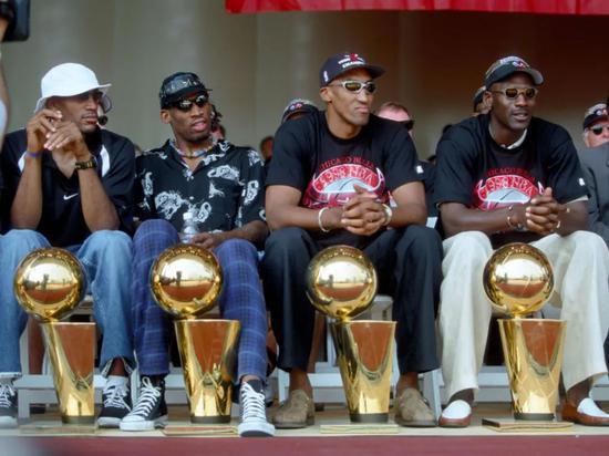1998 年的公牛队